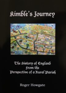Kimble's Journey book cover